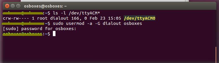 linux fix error