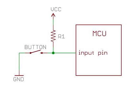 resistor pullup